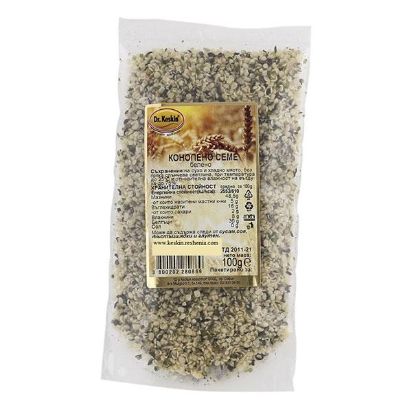 hemp-seed-dr-keskin-bean-100g