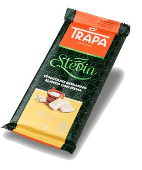 Chocolate-trapa-white-with-stevia-75g
