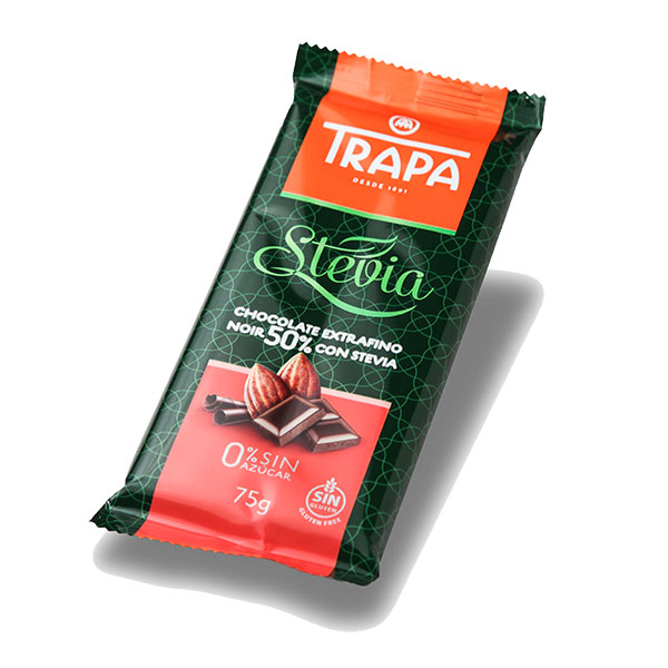 Chocolate-trapa-50-cacao-with-stevia-75g