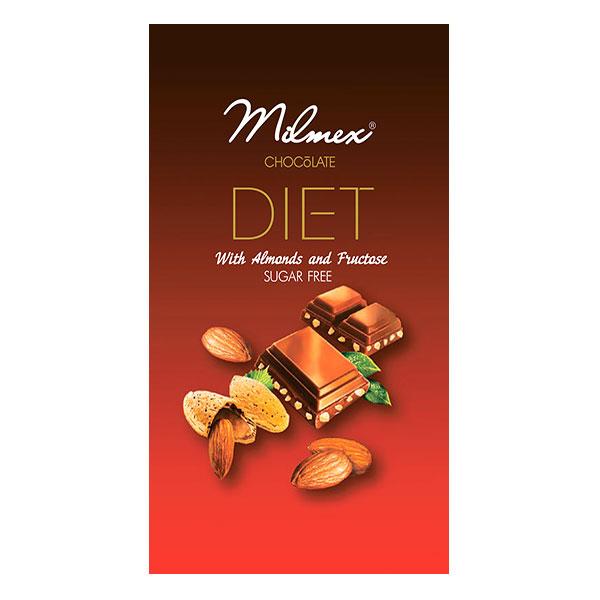 Diabetichen-shokolad-s-bademi-bez-zakhar-Diet-100gr