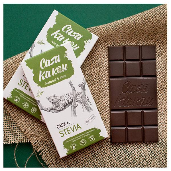 Rychen-naturalen-shokolad-sys-steviya-Casa-Kakau-80g