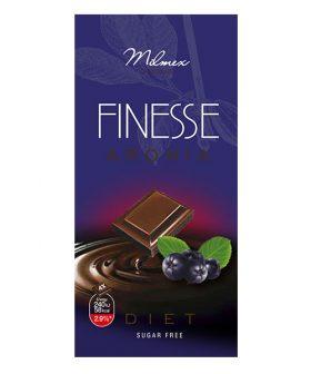 Shokolad-naturalen-s-aroniya-bez-zakhar-Fines-80gr