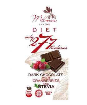chocolate-with-cranberries-and-stevia-277-kilocalories-80g