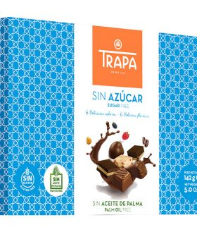 Chocolates-without-sugar-trapa-142g