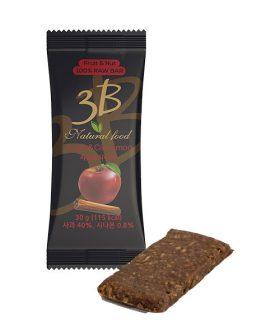 "Raw bar, Apple and cinnamon, natural, ""3В"", 30g"