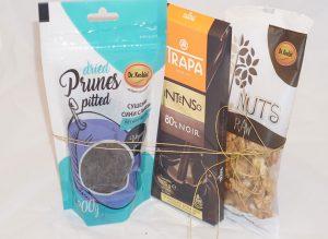 Купи сега, сини сливи, орех и шоколад Трапа