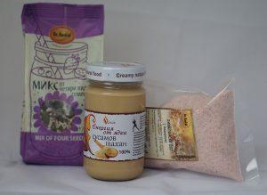 Продукти за таханов хляб