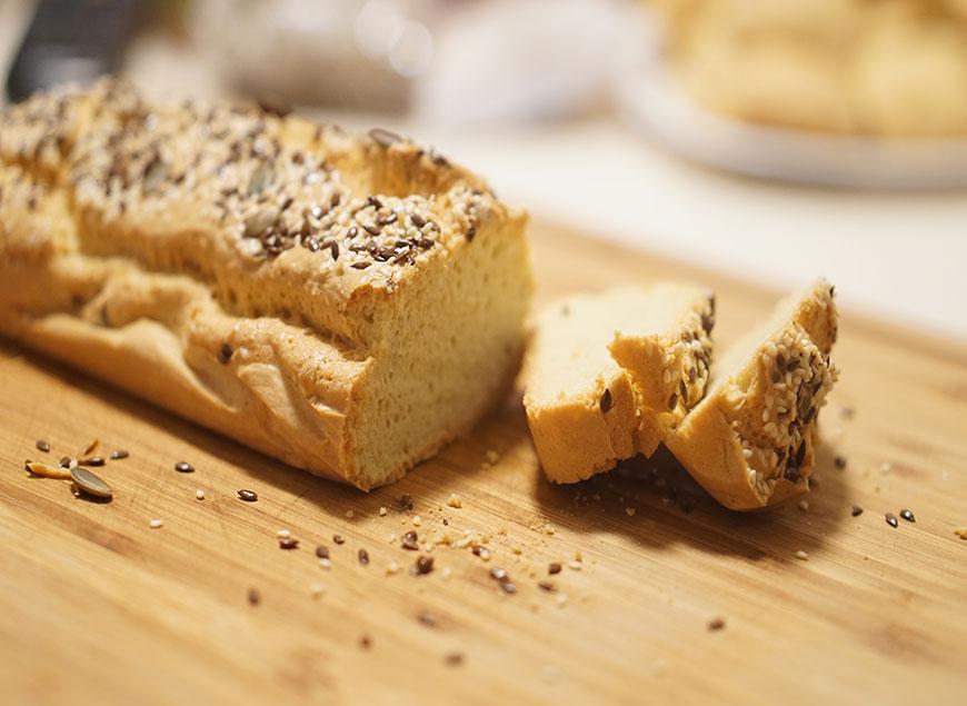 Таханов хляб, без брашно, без въглехидрати