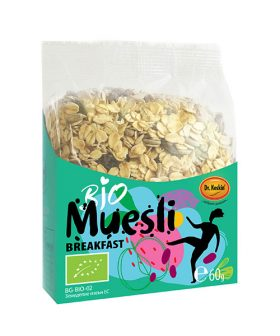 "Organic Muesli Morning breakfast ""Dr. Keskin"", mini"