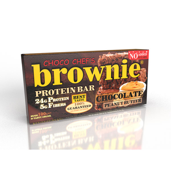 chocolate-bar-choco-chefs-brownie-with-21g-of-protein-and-peanut-butter-100g