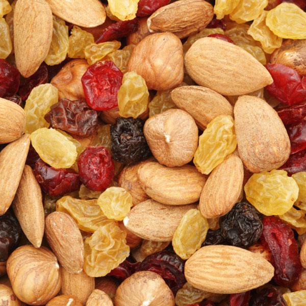Ядки, семена и плодове