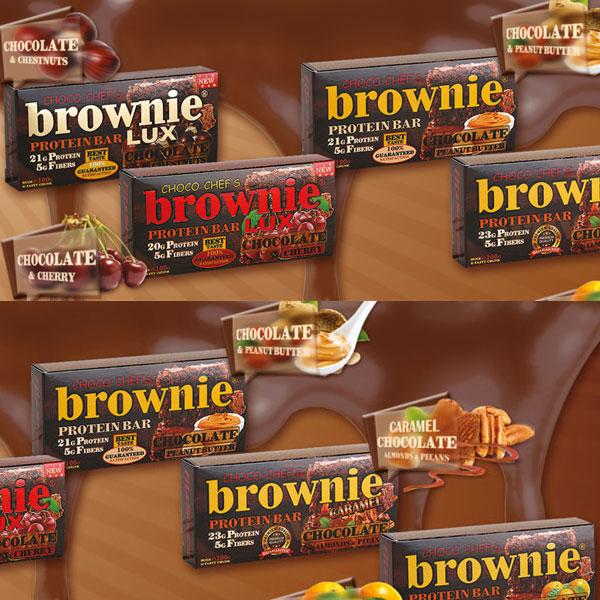 """Протеинов бар """"Брауни"""""""