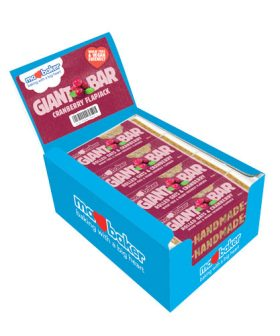 "Energy oatmeal cake ""Ma Baker"", cranberries, 90g, box of 20 pieces"