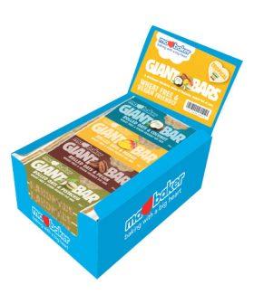 Energy oatmeal cake