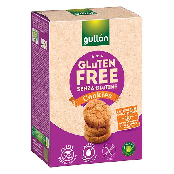 """Бисквити мини ванилия, без глутен, """"Gullon"""""""