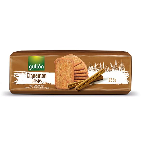 """Канелени бисквитки """"Gullon"""", 235гр"""