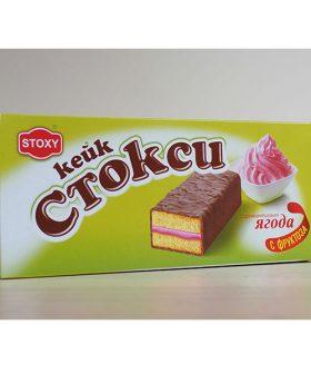 "Кейк Ягода, без захар, ""Стокси"", 180гр"