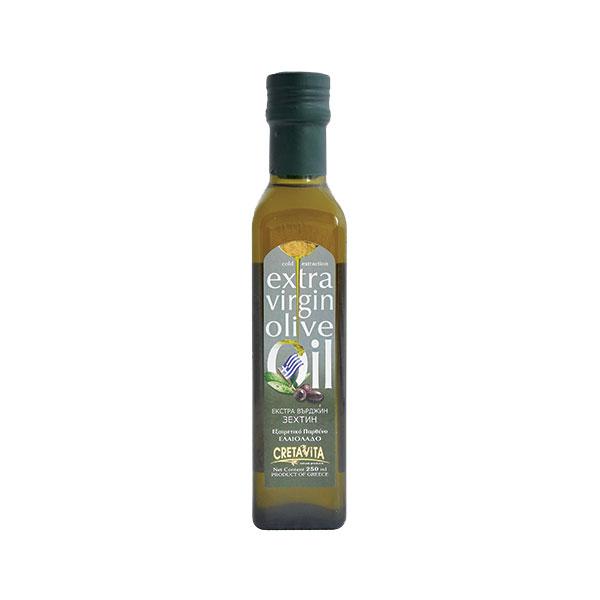 """Маслиново масло Екстра върджин """"КретаВита"""", 250мл"""