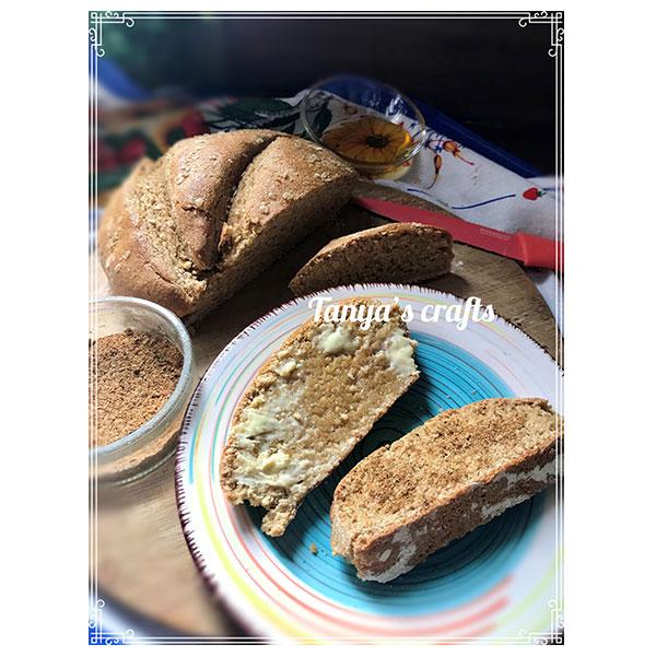 "Содена питка с брашно от просо и лимец ""Д-р Кескин"""