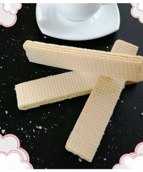 """Вафли с деликатен сусамов крем, без захар, """"Стокси"""", 150гр"""
