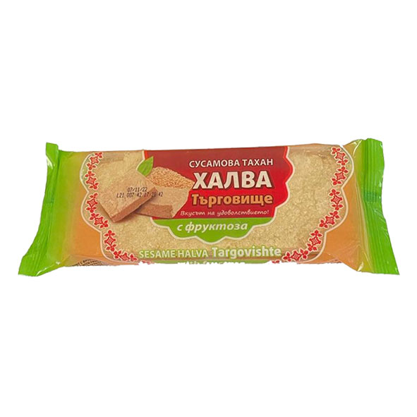 "Sesame tahini halva with fructose ""Tersnab"""